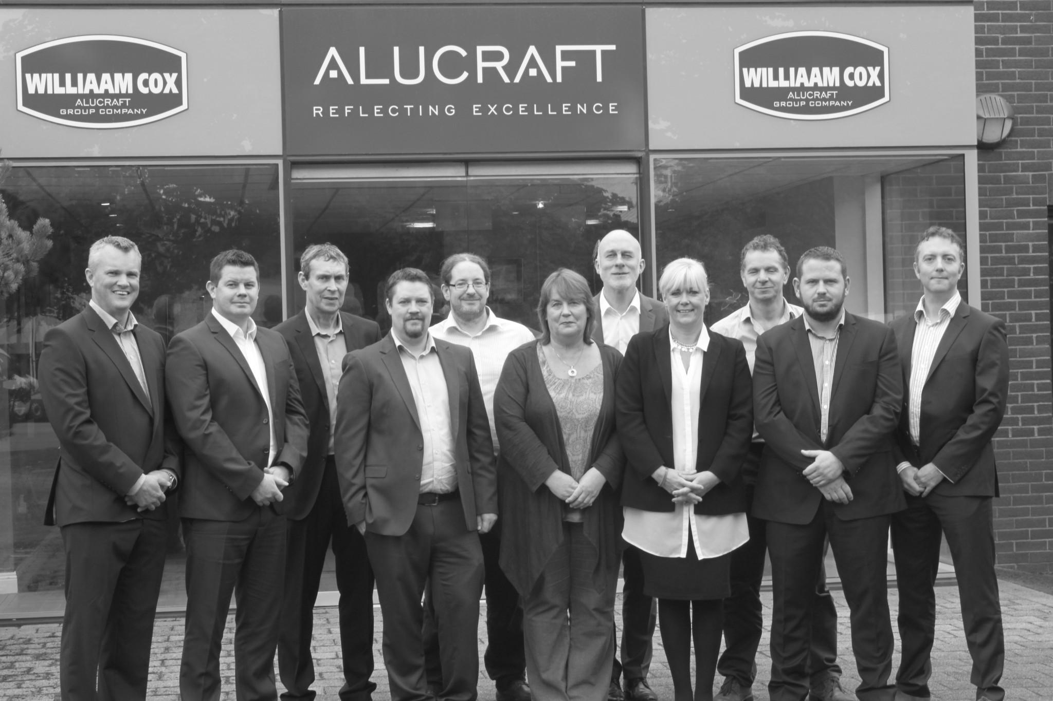 Williaam Cox Team Alucraft Group