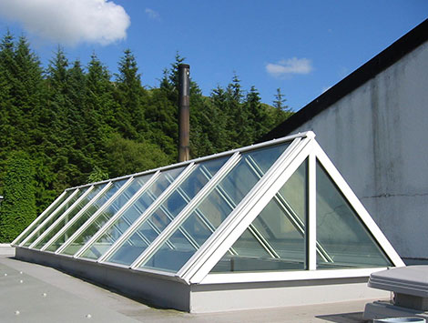 roof-glazing