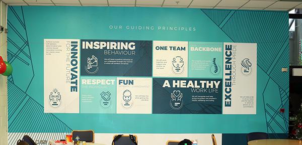 Canteen Wall Guiding Principles