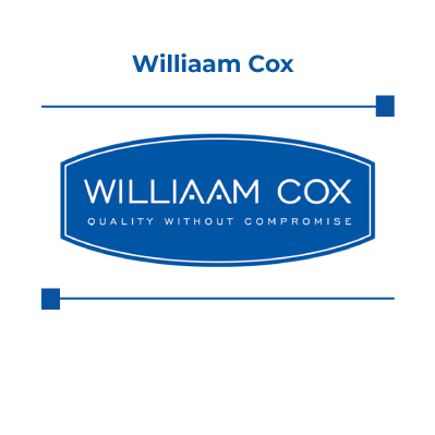 Williaam Cox logo