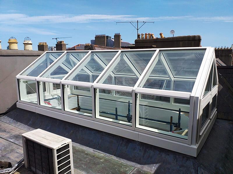 Merrion Square Rooflight