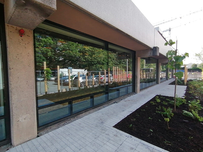Renovated Office Complex