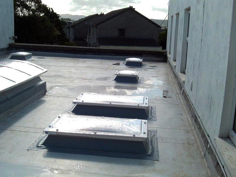 St Joseph's National School Rooflights