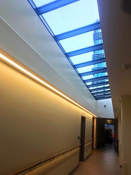 Tymon North Nursing Home Roof Light